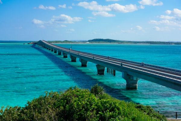 【池間大橋】宮古島と池間島を繋ぐ橋