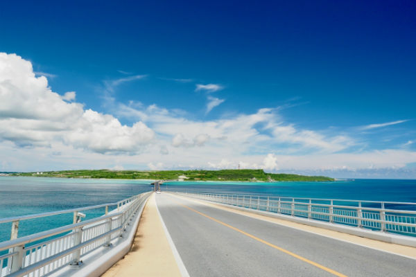 伊良部島:伊良部大橋