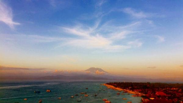 【バリ島アイランドホッピング】レンボンガン島