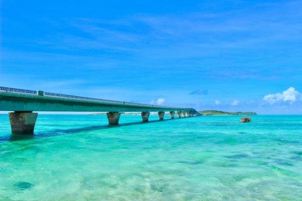 池間島:池間大橋