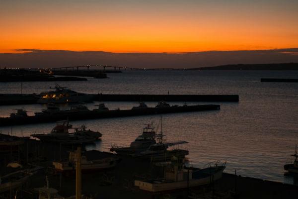 宮古島:平良港