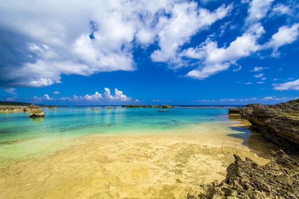 宮古島:シギラビーチ