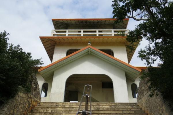来間島:竜宮城天文台