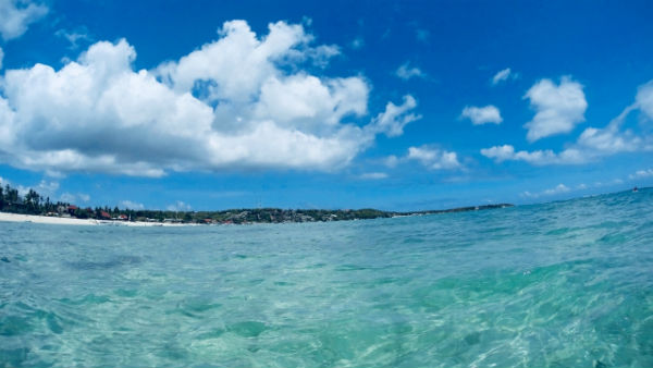 レンボンガン島:海