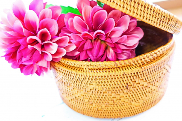 バリ島:アタ製品