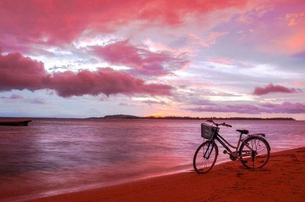 ロンボク島:ビーチ