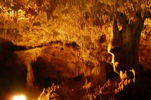 石垣島:鍾乳洞