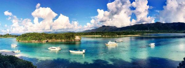 石垣島:川平湾