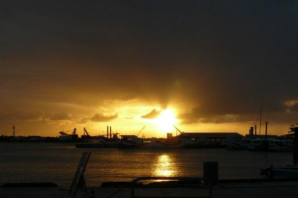石垣島:離島桟橋